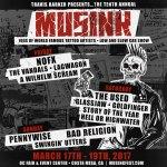 Musink Festival Announces 2017Lineup