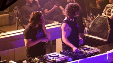 Peking Duk performs at Celebrities Nightclub in Vancouver on February 4, 2017. (Photo: Philip Moussavi/Aesthetic Magazine)