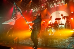 Pop Evil performs at the House Of Blues in Chicago on February 10, 2017. (Photo: Cindi Huang/Aesthetic Magazine)