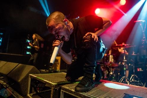 Shvpes performs at Rock City in Nottingham on February 18, 2017. (Photo: Sabrina Ramdoyal/Aesthetic Magazine)