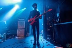 Sikth performs at Rock City in Nottingham on February 18, 2017. (Photo: Sabrina Ramdoyal/Aesthetic Magazine)