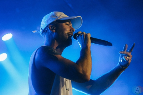 Photos: SonReal, Clairmont The Second @ The Mod Club