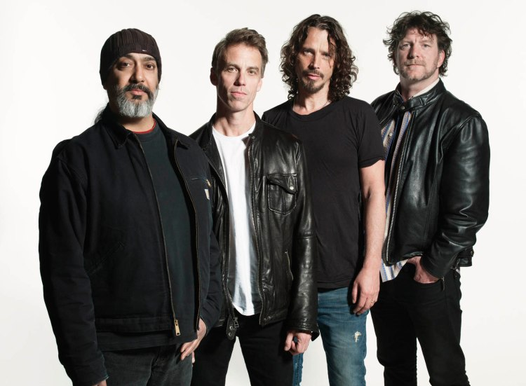 Soundgarden. (Photo: Michael Lavine)