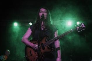 Terra Lightfoot performs at Hillside Inside in Guelph on February 9, 2017. (Photo: Dan Fischer/Aesthetic Magazine)