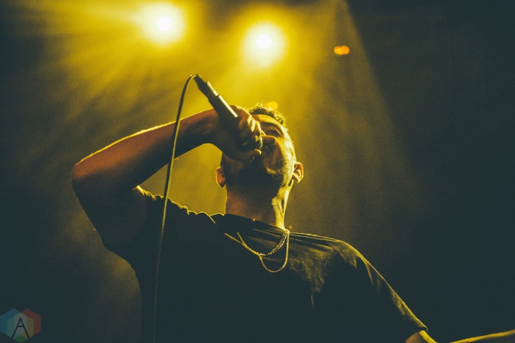 The People North West performs at the Rickshaw Theatre in Vancouver on February 27, 2017. (Photo: Timothy Nguyen/Aesthetic Magazine)