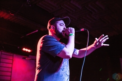 Transit22 performs at Adelaide Hall in Toronto on January 31, 2017. (Photo: Lauren Garbutt/Aesthetic Magazine)