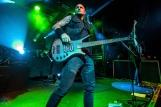 Trivium performs at Rock City in Nottingham on February 18, 2017. (Photo: Sabrina Ramdoyal/Aesthetic Magazine)