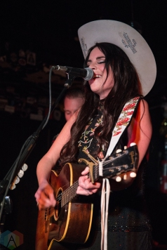 Whitney Rose performs at the Horseshoe Tavern in Toronto on February 16, 2017. (Photo: Morgan Hotston/Aesthetic Magazine)