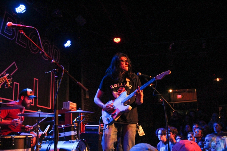 A Will Away performs at the Social in Orlando, FL on March 4, 2017. (Photo: Jordan Miller/Aesthetic Magazine)