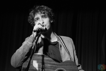 Aliocha performs at the Drake Hotel in Toronto on March 7, 2017. (Photo: Morgan Hotston/Aesthetic Magazine)
