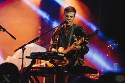 Astro Lasso performs at the Mod Club in Toronto on February 28, 2017. (Photo: Francesca Ludikar/Aesthetic Magazine)
