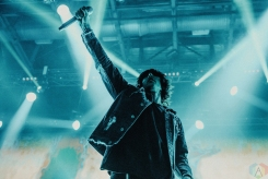 Bring Me The Horizon performs at Ricoh Coliseum in Toronto on March 15, 2017. (Photo: Francesca Ludikar/Aesthetic Magazine)