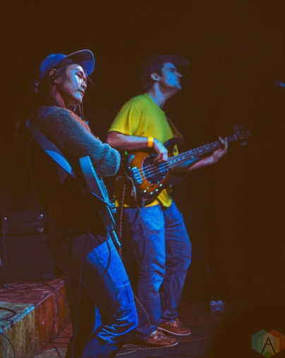 Covet performs at Mahall's in Lakewood, Ohio on March 7, 2017. (Photo: Emma Fischer/Aesthetic Magazine)