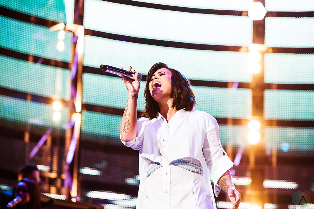 Photos Houston Rodeo 2017 Demi Lovato Nrg Park