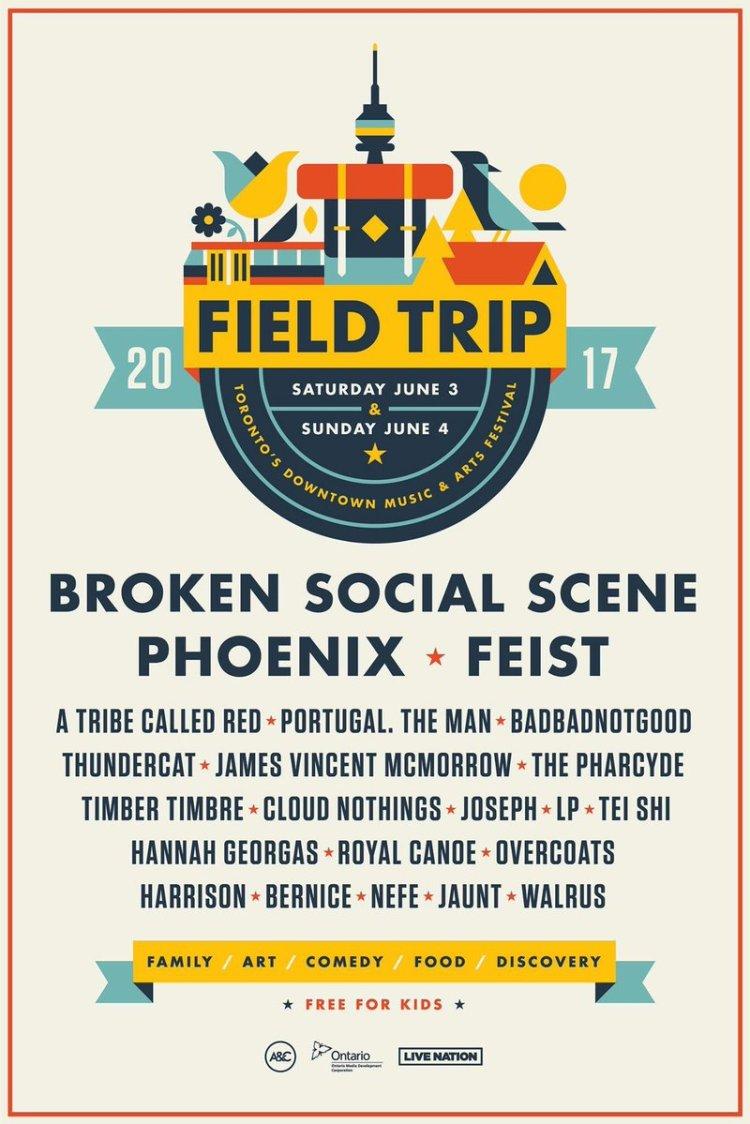 Field Trip Festival 2017