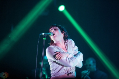 Foxygen performs at the Opera House in Toronto on March 28, 2017. (Photo: Katrina Lat/Aesthetic Magazine)