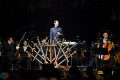 Game of Thrones Live Concert Experience featuring Ramin Djawadi at the Air Canada Centre in Toronto on March 4, 2017. (Photo: Jaime Espinoza/Aesthetic Magazine)