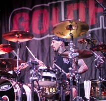Goldfinger performs at Musink Festival at the OC Fair and Events Center in Costa Mesa, California on March 18, 2017. (Photo: Amanda Witt/Aesthetic Magazine)