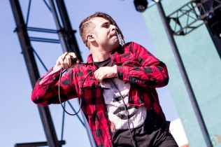 Islander performs at the Kino Veterans Memorial Stadium in Tucson, AZ on March 26, 2017 during KFMA Day. (Photo: Meghan Lee/Aesthetic Magazine)