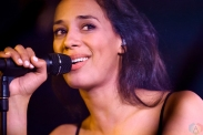 Johnnyswim performs at Velvet Underground in Toronto on March 15, 2017. (Photo: Jaime Espinoza/Aesthetic Magazine)