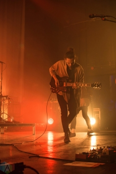 Local Natives performs at the Danforth Music Hall in Toronto on March 16, 2017. (Photo: Lucy Alguire/Aesthetic Magazine)