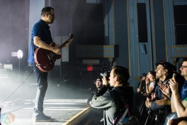 Matthew Good performs at the Danforth Music Hall in Toronto on March 8, 2017. (Photo: Tyler Roberts/Aesthetic Magazine)
