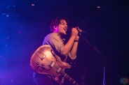 Milky Chance performs at Lee's Palace in Toronto on March 18, 2017. (Photo: Shahnoor Ijaz/Aesthetic Magazine)