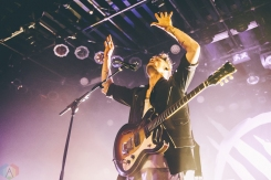 Mother Mother performs at the Commodore Ballroom in Vancouver on March 25, 2017. (Photo: Timothy Nguyen/Aesthetic Magazine)
