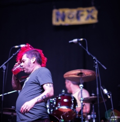 NOFX performs at Musink Festival at the OC Fair and Events Center in Costa Mesa, California on March 17, 2017. (Photo: Amanda Witt/Aesthetic Magazine)