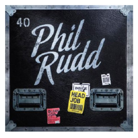 Ex-AC/DC drummer Phil Rudd released his debut solo album, Head Job, on September 30th, 2016.