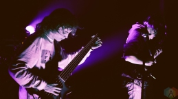 Polyphia performs at Mahall's in Lakewood, Ohio on March 7, 2017. (Photo: Emma Fischer/Aesthetic Magazine)