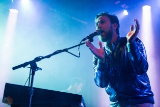 Rogue Wave performs at the Crocodile in Seattle on March 3, 2017. (Photo: Kevin Tosh/Aesthetic Magazine)