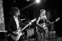 Squid & Whale performs at The Basement in Nashville on March 3, 2017. (Photo: Sean McHugh/Aesthetic Magazine)