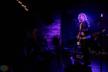 The Griswolds perform at Velvet Underground in Toronto on March 2, 2017. (Photo: Sarah McNeil/Aesthetic Magazine)