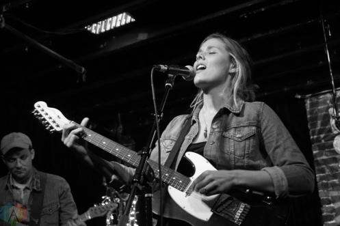 The Middle Kids perform at The Basement in Nashville on March 3, 2017. (Photo: Sean McHugh/Aesthetic Magazine)