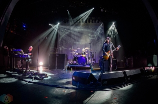 The Tea Party performs at the Danforth Music Hall in Toronto on March 3, 2017. (Photo: Julian Avram/Aesthetic Magazine)