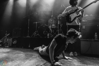 The Walters perform at Metro Chicago in Chicago, IL on March 16, 2017. (Photo: Kris Cortes/Aesthetic Magazine)