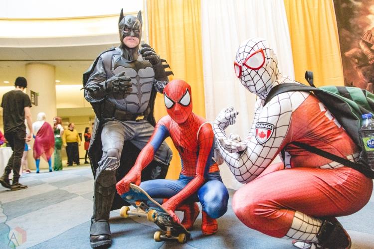 Toronto ComiCon 2017 at the Metro Toronto Convention Centre in Toronto. (Photo: Rick Clifford/Aesthetic Magazine)