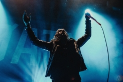Underoath performs at Ricoh Coliseum in Toronto on March 15, 2017. (Photo: Francesca Ludikar/Aesthetic Magazine)