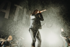 Underoath performs at Ricoh Coliseum in Toronto on March 15, 2017. (Photo: Francesca Ludikar/Aesthetic Magazine)