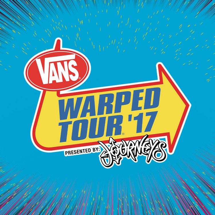 Warped Tour 2017 Lineup