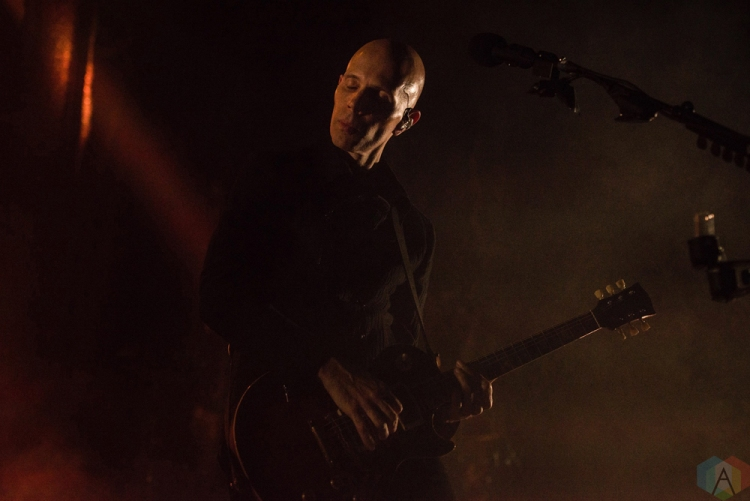 A Perfect Circle performs at the Comerica Theatre in Phoenix, Arizona on April 10, 2017. (Photo: Tony Contini/Aesthetic Magazine)