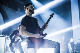 Architects performs at the Danforth Music Hall in Toronto on April 6, 2017. (Photo: Kelsey Giesbrecht/Aesthetic Magazine)