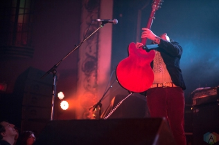 Beach Slang performs at the Opera House in Toronto on March 31, 2017. (Photo: Sarah McNeil/Aesthetic Magazine)