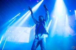 Big Sean performs at iHeartRadio Fest at Rebel in Toronto on April 21, 2017. (Photo: Brendan Albert/Aesthetic Magazine)
