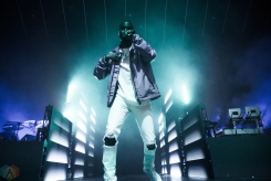 Big Sean performs at Rebel in Toronto on April 2, 2017. (Photo: Brandon Newfield/Aesthetic Magazine)