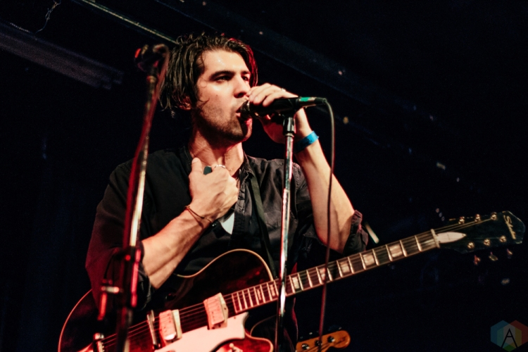 Cameron Avery performs at the Rivoli in Toronto on March 31, 2017. (Photo: Nicole De Khors/Aesthetic Magazine)