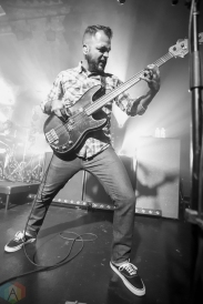 Coheed And Cambria performs at the Showbox in Seattle on April 11, 2017. (Photo: Daniel Hager/Aesthetic Magazine)