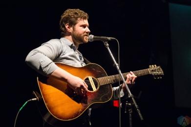 Dan Mangan performs at the INDIES at the Phoenix Concert Theatre in Toronto on April 19, 2017. (Photo: Brendan Albert/Aesthetic Magazine)