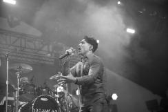Dreamcar performs at the Coachella Music Festival in Indio, California on April 15, 2017. (Photo: Brian Willette)